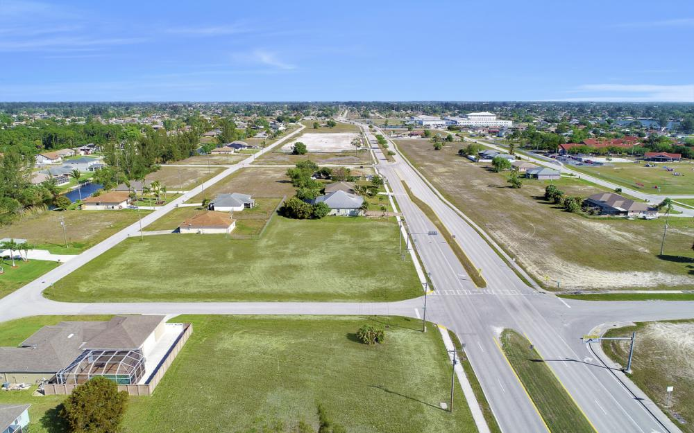 2106 Skyline Blvd, Cape Coral - Lot For Sale 106191135
