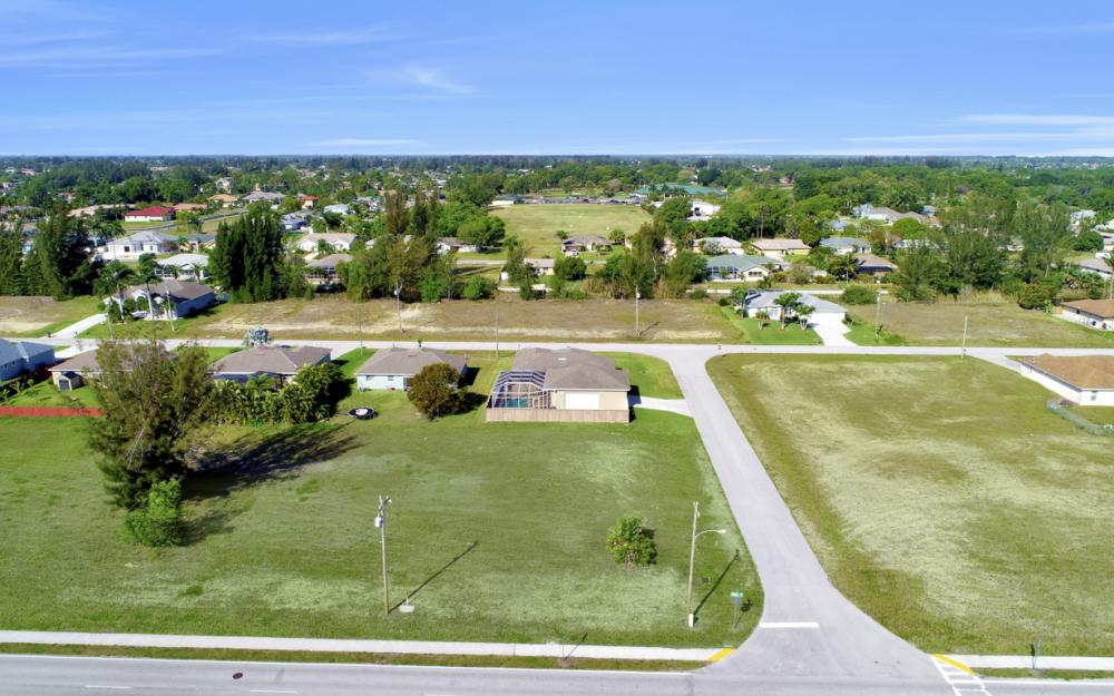 2106 Skyline Blvd, Cape Coral - Lot For Sale 2041147766