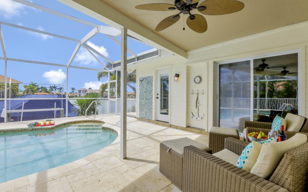 444 N Barfield Dr, Marco Island - Vacation Rental 2140148582