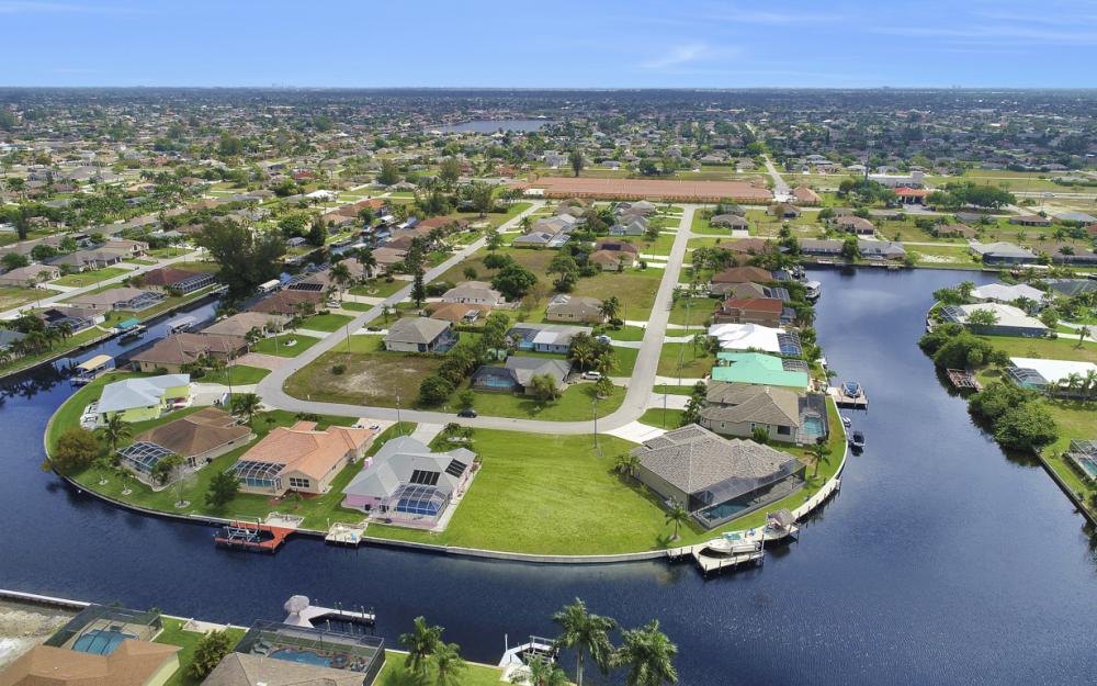 4436 SW 18th Ave, Cape Coral - Lot For Sale 810836908