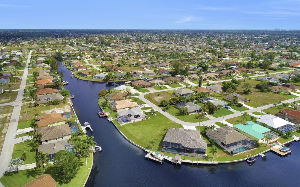 4436 SW 18th Ave, Cape Coral - Lot For Sale 897543684