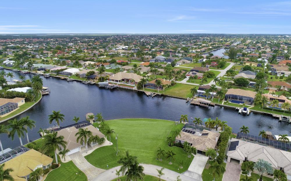 2221 SW 52nd St, Cape Coral - Lot For Sale 122108814