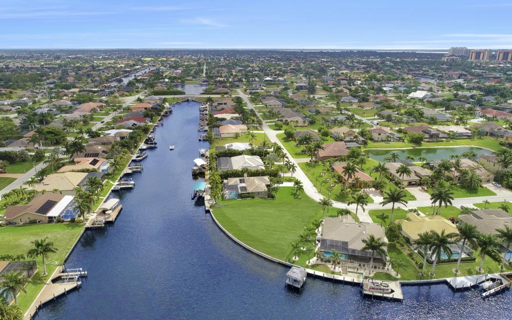 2221 SW 52nd St, Cape Coral - Lot For Sale 1168118121