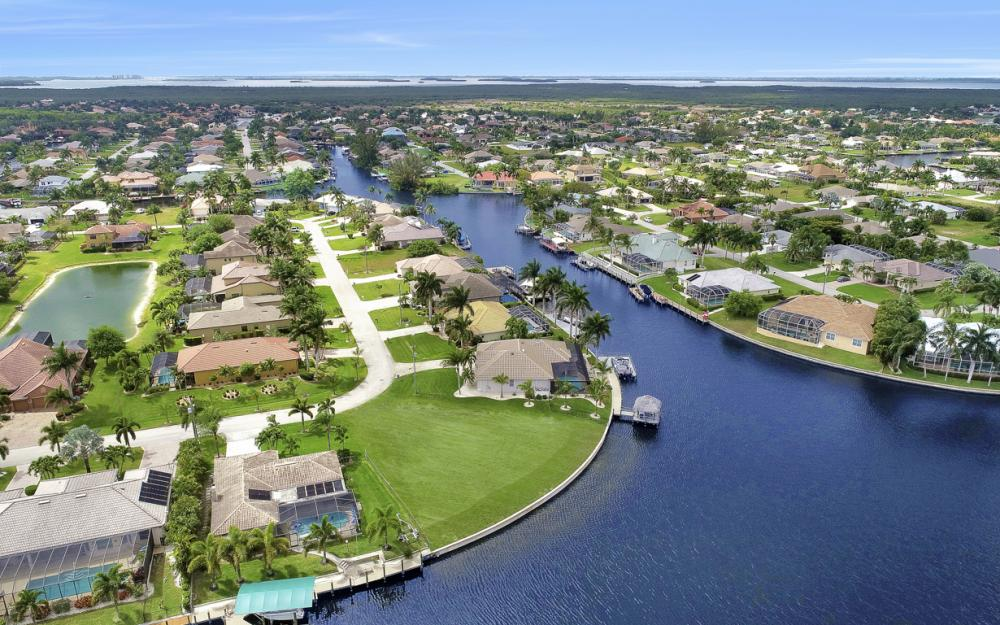 2221 SW 52nd St, Cape Coral - Lot For Sale 509589804