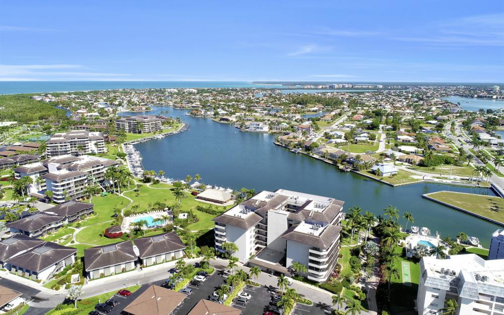 693 Seaview Court  #A-609, Marco Island - Condo For Sale 204247358