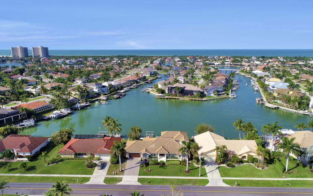 577 Tigertail Ct, Marco Island - Vacation Rental 2086802911