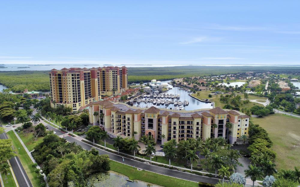 5706 Cape Harbour Dr #209, Cape Coral - Condo For Sale 1526115588