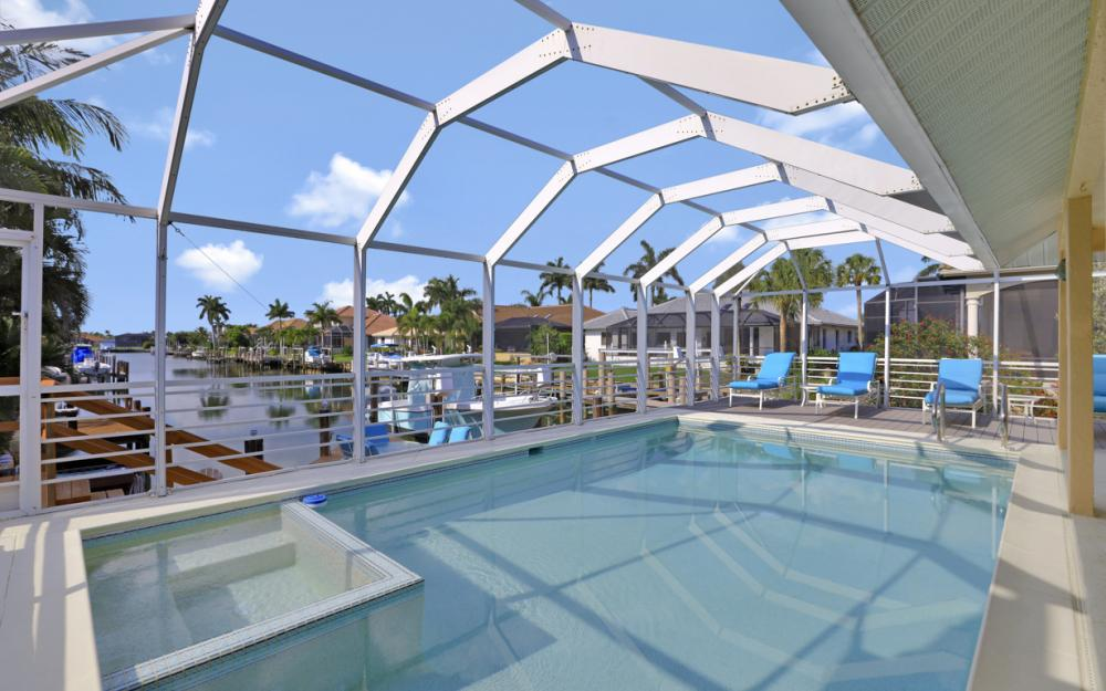 1184 Whiteheart Ct, Marco Island - Vacation Rental 128301698