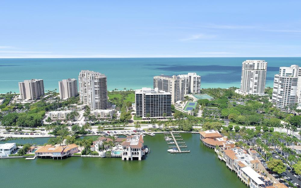 4031 Gulf Shore Blvd N #3E, Naples - Condo For Sale 199327266