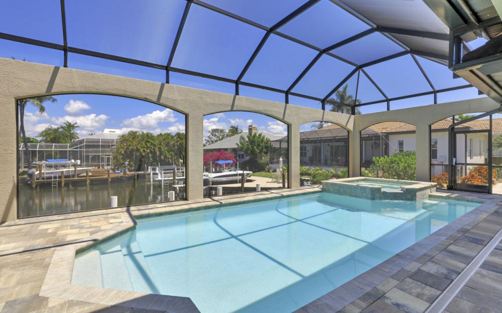 1791 Waterfall Ct, Marco Island - Vacation Rental 497586922