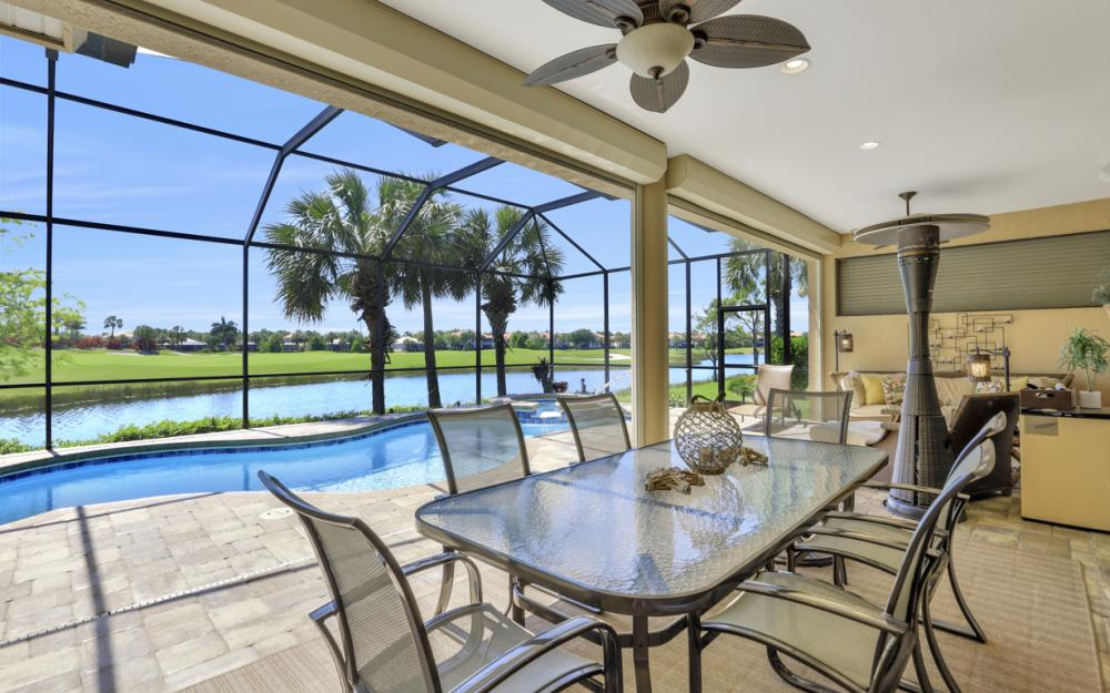 16696 Crownsbury Way Fort Myers - Home For Sale 1407121804