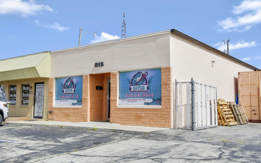 815 SE 47th St, Cape Coral - Commercial Bldg For Sale 1794265814