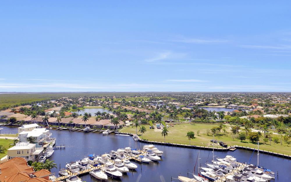 5793 Cape Harbour Dr #1417, Cape Coral - Vacation Rental 251127496