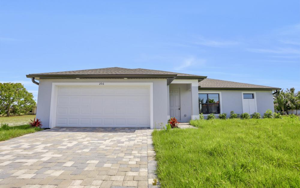 206 Nw 25th Ter, Cape Coral - Home For Sale 764159764