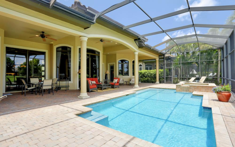 8926 Shenendoah Cir, Naples - Vacation Rental 643607874