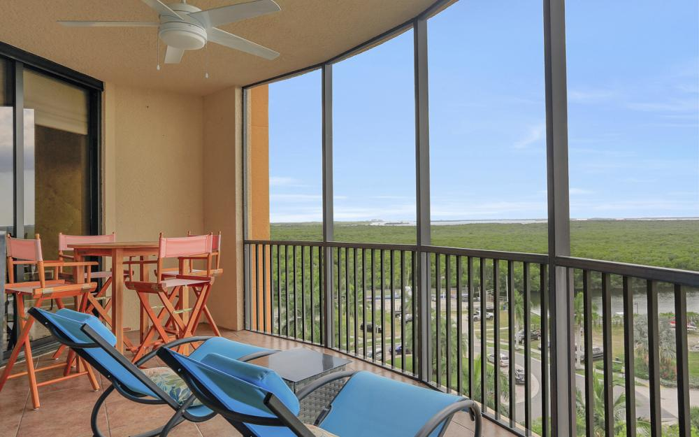 5781 Cape Harbour Dr #808, Cape Coral - Vacation Rental 947739280