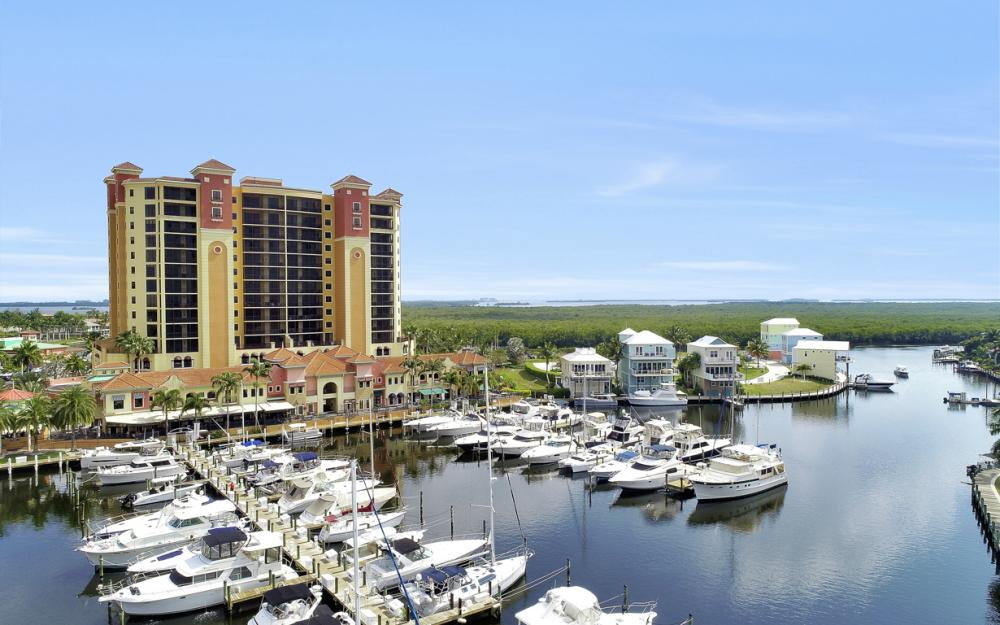 5781 Cape Harbour Dr #808, Cape Coral - Vacation Rental 618829687