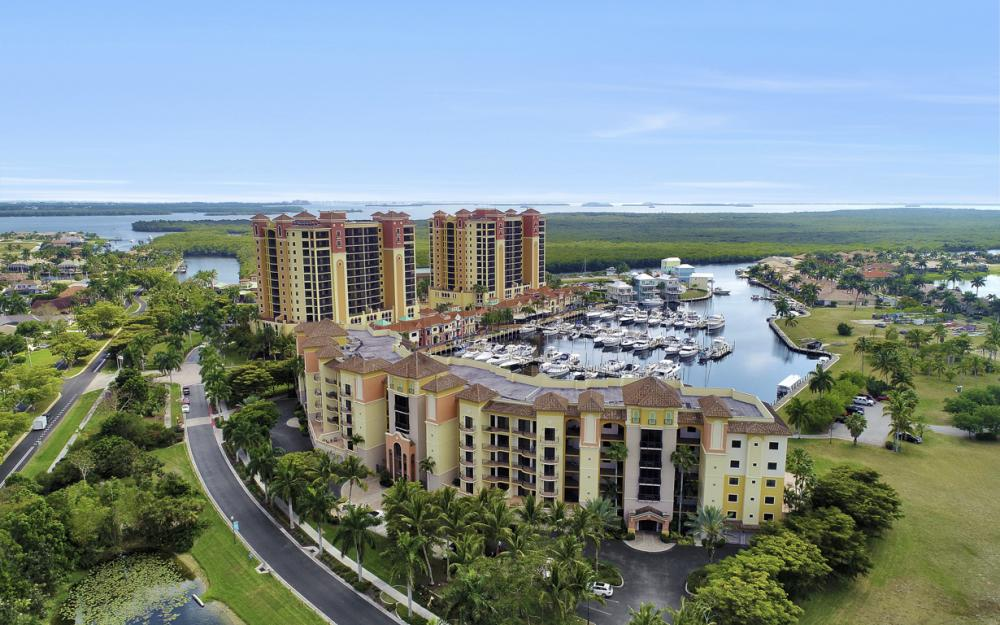 5781 Cape Harbour Dr #808, Cape Coral - Vacation Rental 11057981