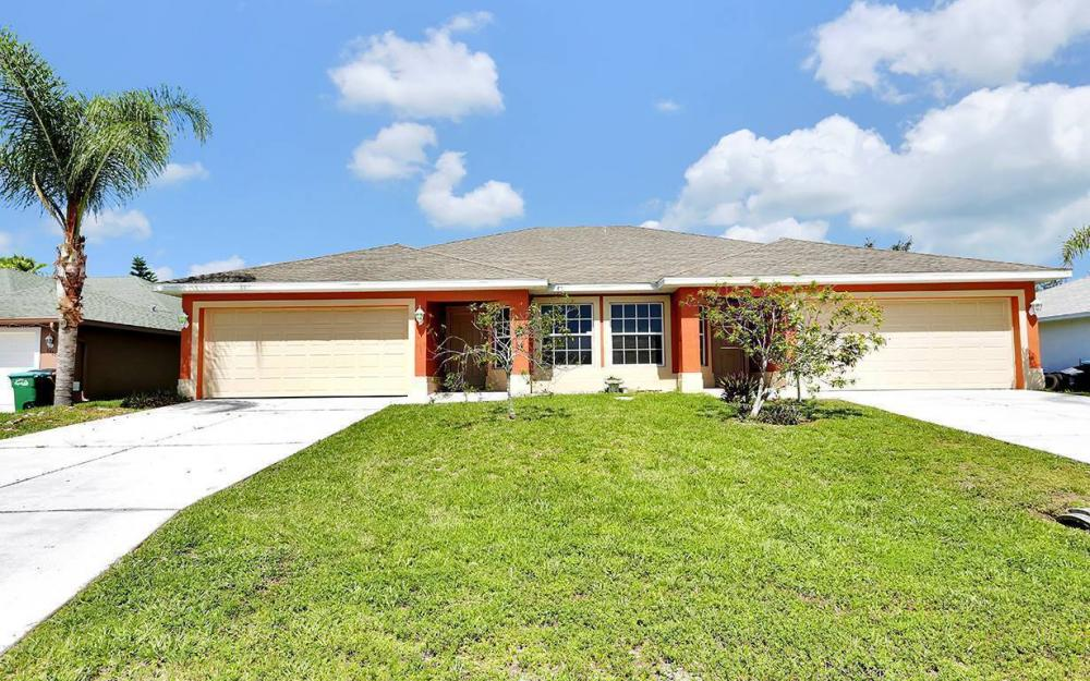 1507/1509 SE 5th Pl, Cape Coral - Duplex For Sale 336547825