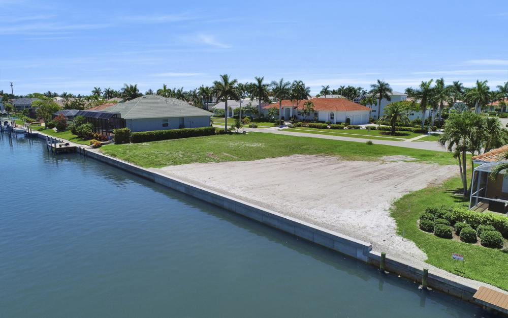 772 Milan Ct, Marco Island - Lot For Sale 1151014545