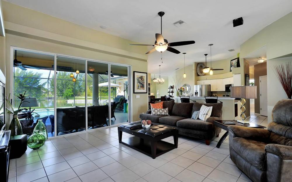 3428 SW 25th PL, Cape Coral - House For Sale 1392286905