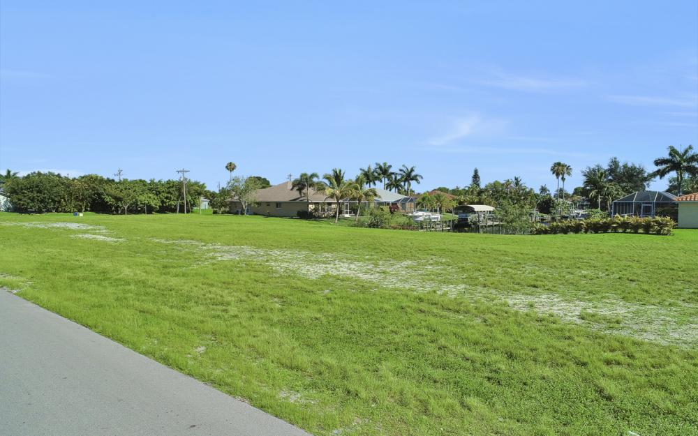 309 SW 47th St, Cape Coral - Lot For Sale 2110918360