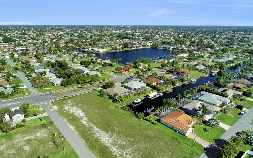 309 SW 47th St, Cape Coral - Lot For Sale 1113429487