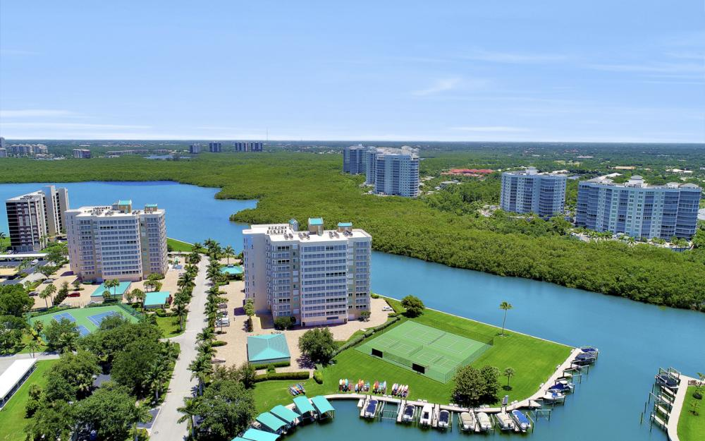 25 Bluebill Ave #A302, Naples - Condo For Sale 721897723