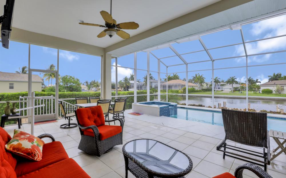 462 W Joy Cir Marco Island - Vacation Rental 978562616