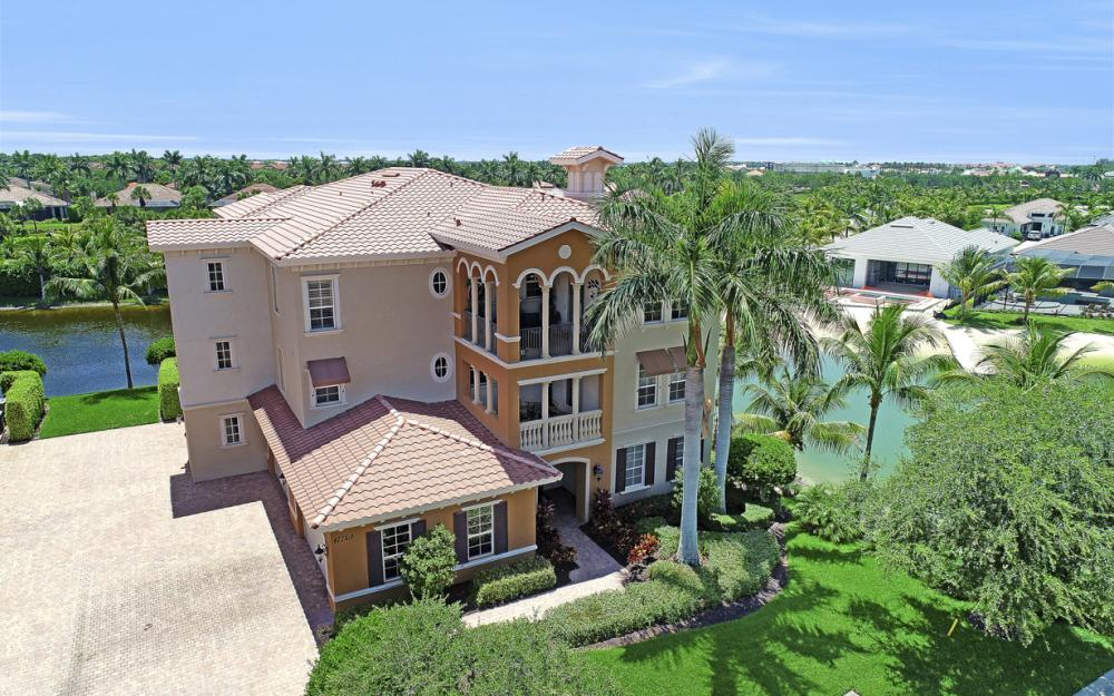 17740 Via Bella Acqua Ct  #403, Miromar Lakes - Luxury Condo For Sale 2084021149