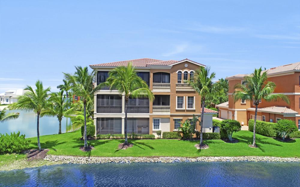 17740 Via Bella Acqua Ct  #403, Miromar Lakes - Luxury Condo For Sale 381210655