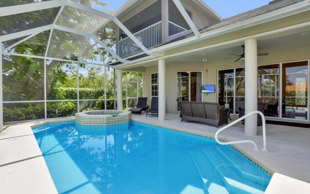 1805 Dogwood Dr, Marco Island - Vacation Rental 833169094