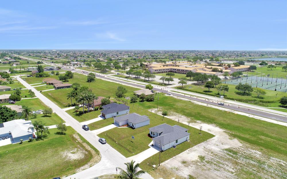 603 NW 16th Pl, Cape Coral - New Construction 405815816