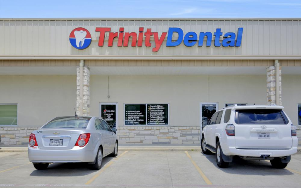 Trinity Dental - Livingston Office 741178085