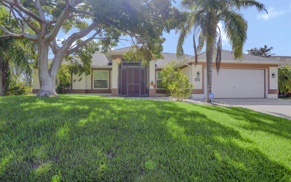 1405 SE 4th Pl, Cape Coral - Vacation Rental 1217367664