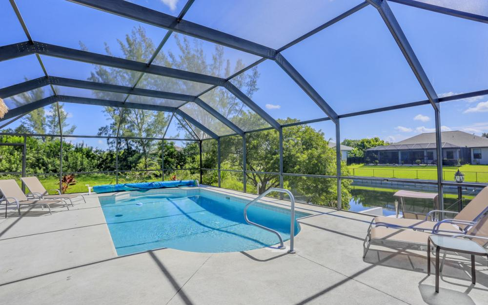 1405 SE 4th Pl, Cape Coral - Vacation Rental 1429059548