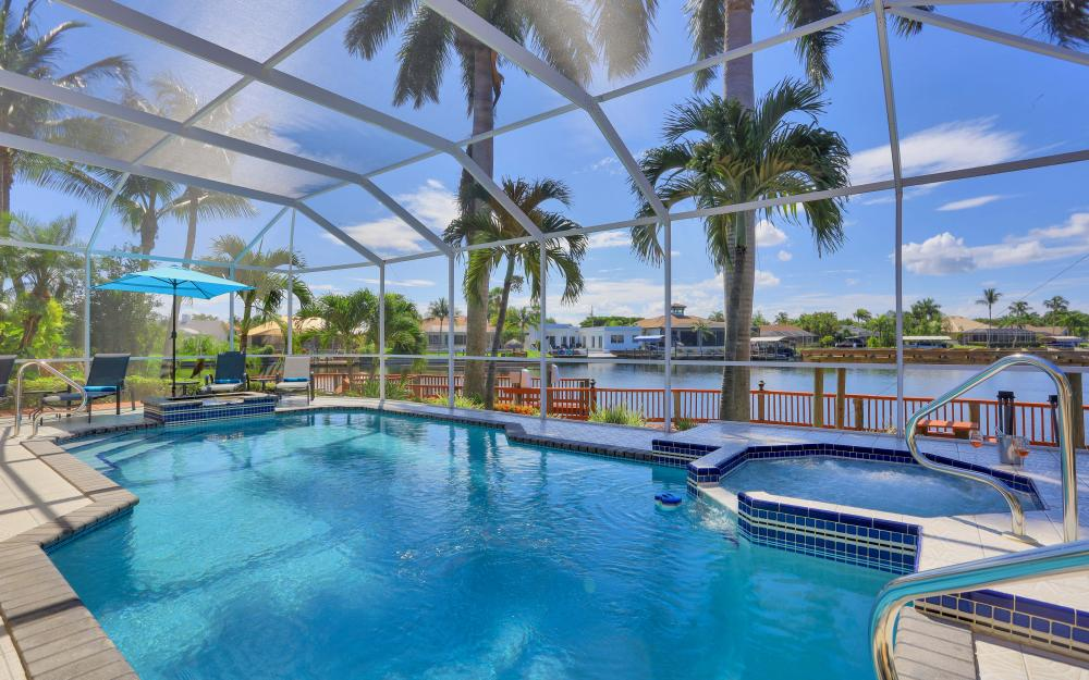 1702 SW 53rd Ln, Cape Coral - Vacation Rental 157289699