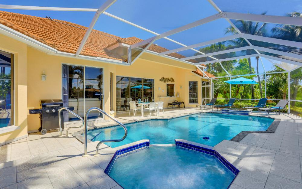 1702 SW 53rd Ln, Cape Coral - Vacation Rental 1847773753