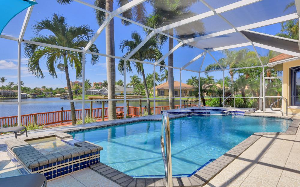 1702 SW 53rd Ln, Cape Coral - Vacation Rental 1131565913