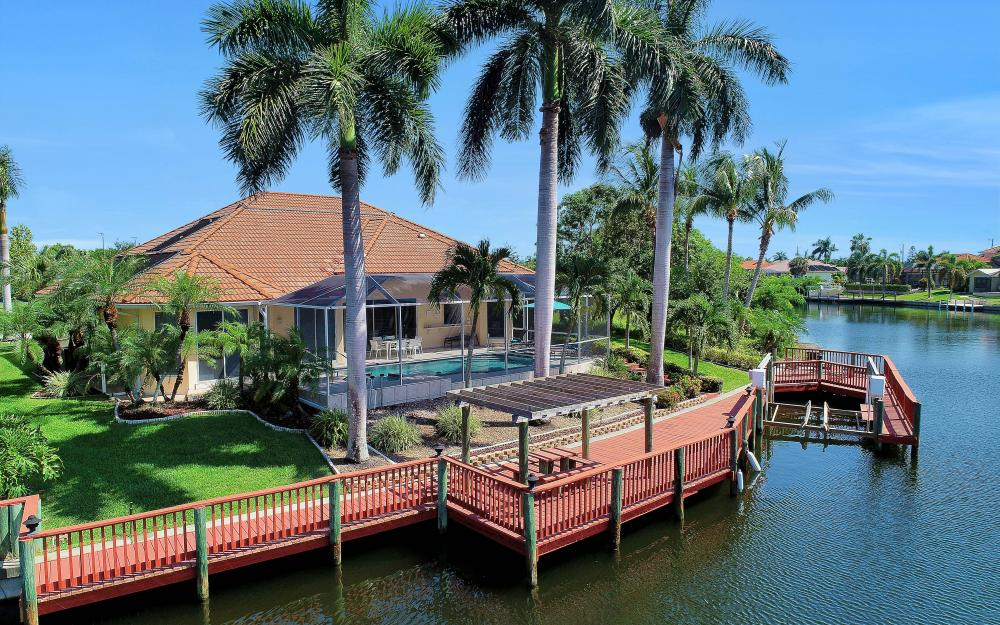 1702 SW 53rd Ln, Cape Coral - Vacation Rental 1058538218