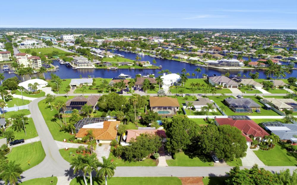 4634 SE 20th Pl Cape Coral - Home For Sale 210391528