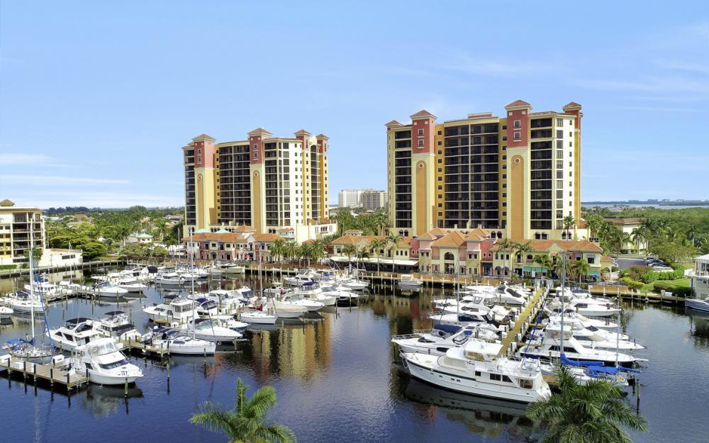 5781 Cape Harbour Dr #1005, Cape Coral - Vacation Rental 2076839346