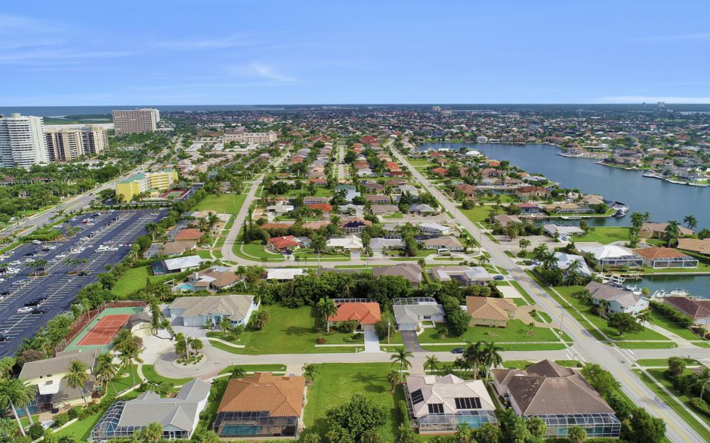 931 Ironwood Ct, Marco Island - Lot For Sale 990382370