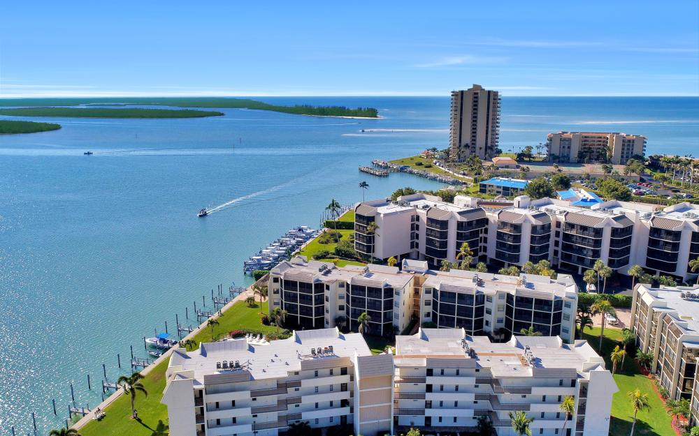 931 Collier Ct #A203, Marco Island - Condo For Sale 407115709