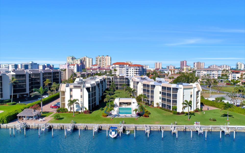 931 Collier Ct #A203, Marco Island - Condo For Sale 2031282976
