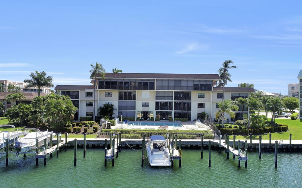910 Huron Ct #103 Marco Island - Condo For Sale 221972277