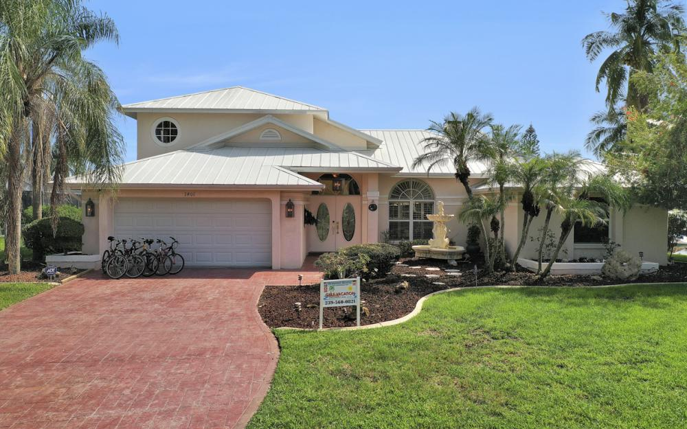 1401 SW 53rd Ln, Cape Coral - Vacation Rental 1117446700