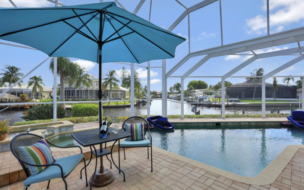 1401 SW 53rd Ln, Cape Coral - Vacation Rental 2128775836