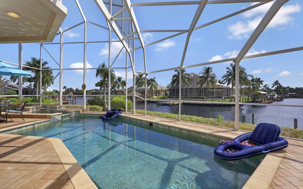1401 SW 53rd Ln, Cape Coral - Vacation Rental 1131146511