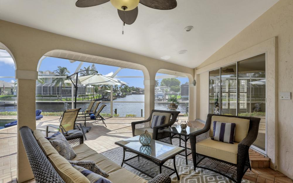 1401 SW 53rd Ln, Cape Coral - Vacation Rental 1181698915